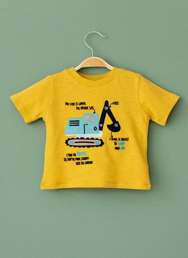 Cigit Tişört Renkli